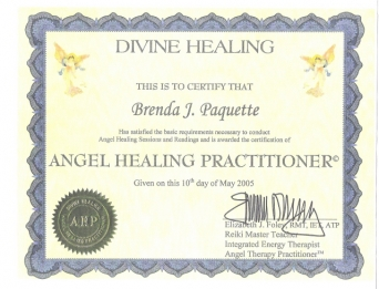 Angel Healing Practitioner