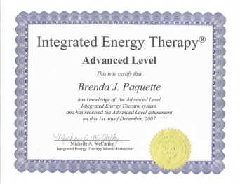 IET® (Integrated Energy Therapy®)